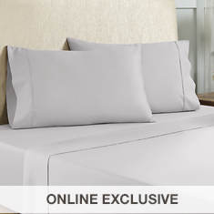 Italian Hotel Collection 1800-Thread Count Sheet Set