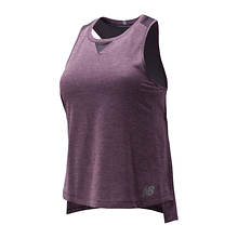 New Balance Women's Impact Run Mesh Tank