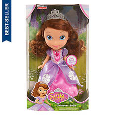 "Disney Princess Sofia 10.5"" Doll"