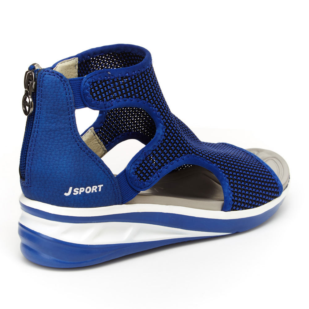 J Sport By Jambu Nadine Knit Women/'s Sandal