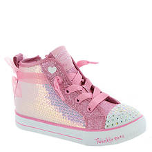 Skechers TT Twinkle Lite Ms Sparkle Beauty T (Girls' Infant-Toddler)