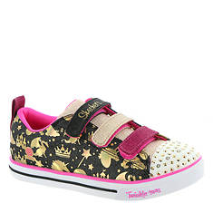 Skechers Sparkle Lite Sparkleland (Girls' Toddler-Youth)