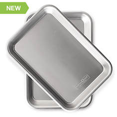 Nordic Ware Burger Serving Trays 2-Pack