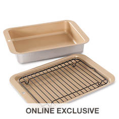 Nordic Ware 3-Piece Grilling & Baking Set