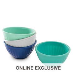 Nordic Ware 4-Piece Prep & Serve Mini Bowl Set