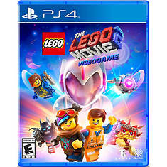 PS4 The LEGO Movie 2