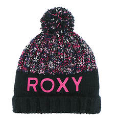 Roxy Snow Girls' Alyeska Girl Beanie