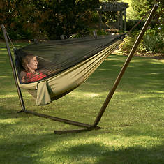 Camping Hammock with Mosquito Netting