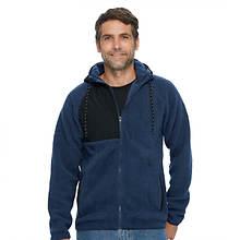 Colorblock Lightweight Sherpa Jacket