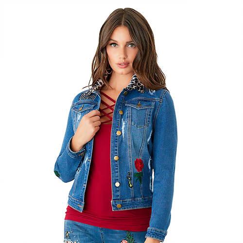 Queen Jean Jacket