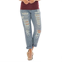 Pearl Destructed Jean