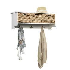 Sauder Cottage Road Hanging Cabinet