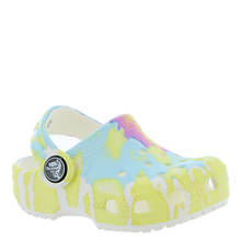 Crocs™ Classic Tie Dye Graphic Clog (Girls' Infant-Toddler-Youth)