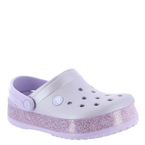 Crocs™ Crocband Glitter Clog (Girls' Infant-Toddler-Youth)