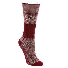Smartwool Women's Garter Stitch Texture Crew Socks