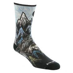 Smartwool Men's Curated Mountain Ventures Crew Socks