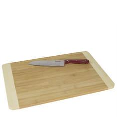 18''x12'' Bamboo Cutting Board