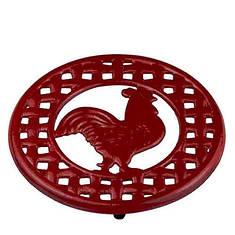 Cast Iron Rooster Trivet
