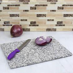 """16""""x12"""" Granite Cutting Board"""