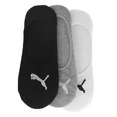 PUMA Women's P113567 Liner 3 Pack Socks