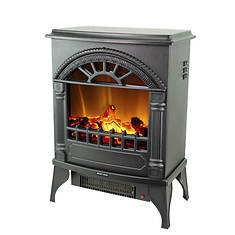 """EdenBranch 16"""" Electric Fireplace Stove"""