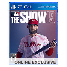 PS4 MLB: The Show 19