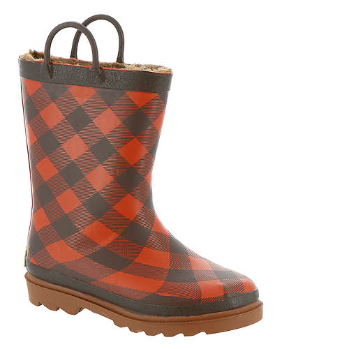 Western Chief Campfire Plaid (Kids Toddler-Youth)