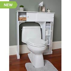Over-Toilet Storage Cabinet