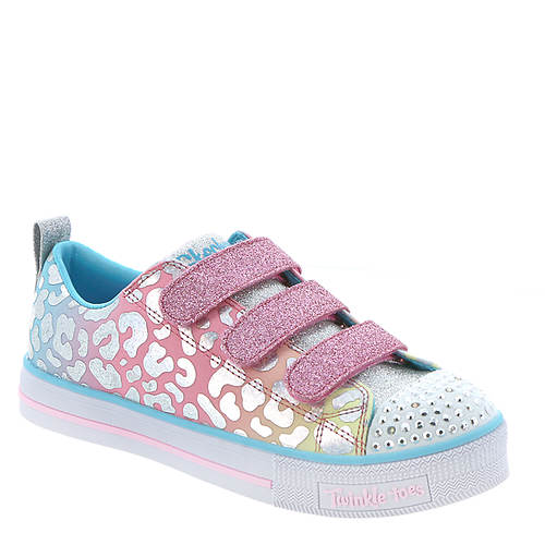 Skechers TT Twinkle Lite-Sparkle Spots (Girls' Toddler-Youth)