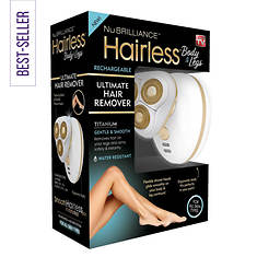 Hairless Wet & Dry Electric Shaver