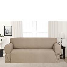 Evening Flannel Slipcover - Sofa