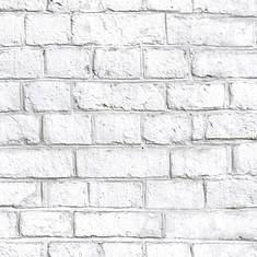 RoomMates Brick Peel and Stick Wallpaper