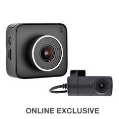 Cobra 2316D Dual-View Dash Cam