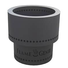 Flame Genie Stainless Steel Wood Pellet Fire Pit