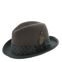 Wool Straw Fedora