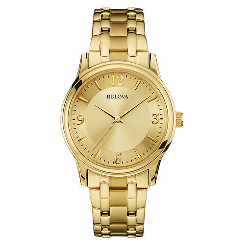 Bulova Corporate Collection Stainless Steel Watch
