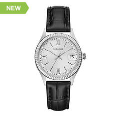 Caravelle Strap Watch