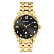 Bulova Diamond Collection Watch