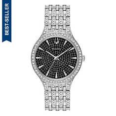 Bulova Crystal Bracelet Watch