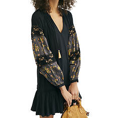 Free People Women's Mix It Up Tunic