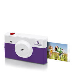 Minolta Instapix™ Instant Print Camera