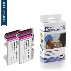 Instapix™ Instaprint™ Cartridge 2-Pack
