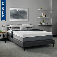 Solace Sleep 12'' Memory Foam Mattress
