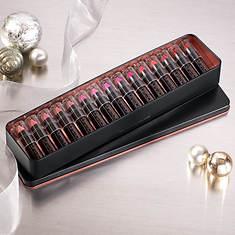 The Color Workshop Make My Lips 15-Piece Lipstick Set