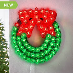 "11"" Tree or Wreath Lighted Decorations"