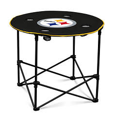 NFL Round Table with Cupholders