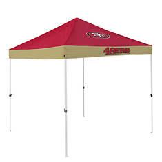 NFL 9'x9' Economy Pop-Up Canopy by Logo Brands