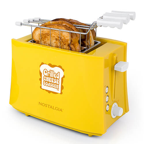 Nostalgia Electrics Grilled Cheese Sandwich Toaster