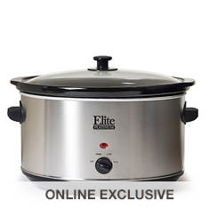 Elite 8.5-Quart Slow Cooker