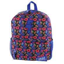 Skechers Twinkle Toes Boys' JV Backpack Desert Party Backpack